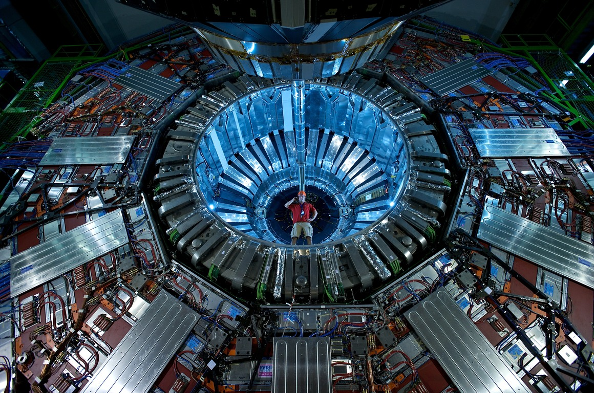 Hadron Collider hopes to make contact with parallel ...